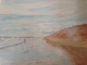Strand, Rie van der Post-Knijnenburg